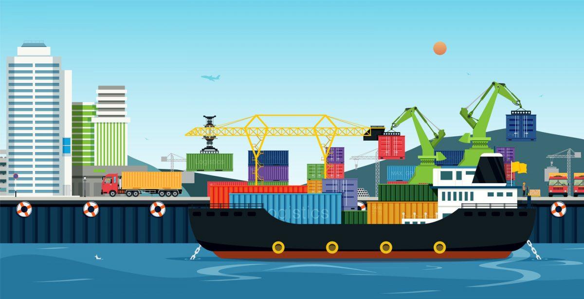 International Moving & shipping