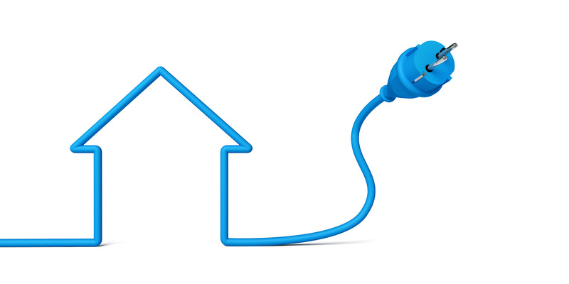 utility electric plug